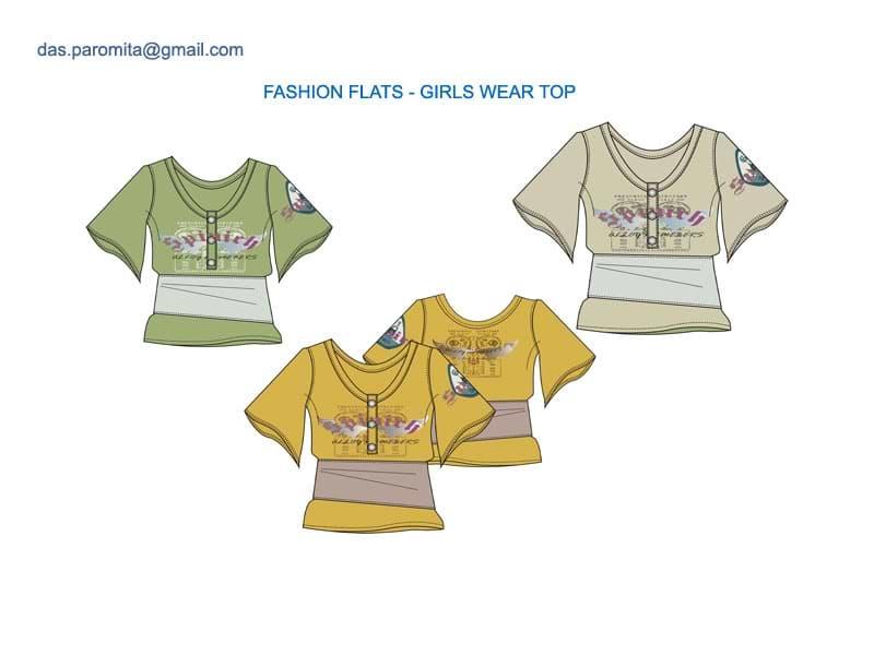 girls-wear-fashion-flat