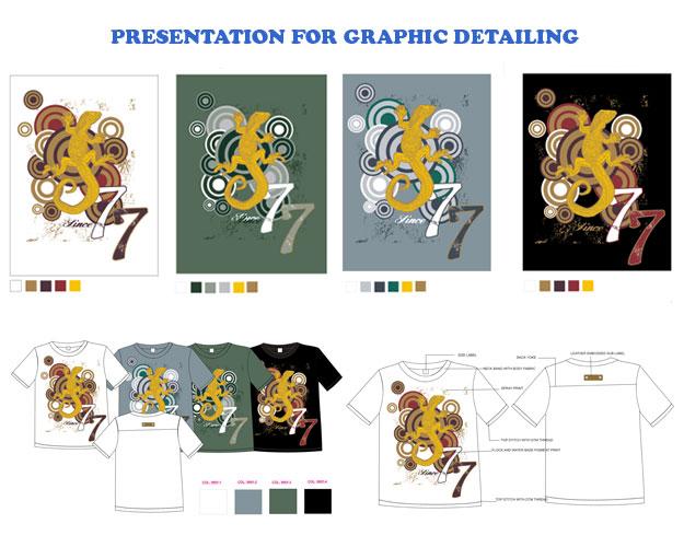 graphic-detailing - Clothing Designer