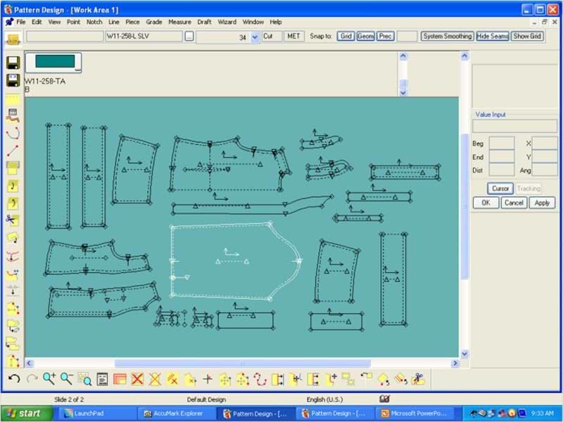 Pattern Designer, Garment fit , Pattern Design , Grading Marking