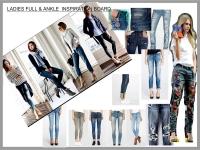 Denim Tech Packs - Clothing Designer