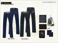 Denim Jeans Tech Packs