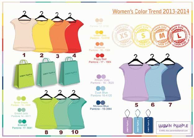 Color Forecaste - Clothing Designer