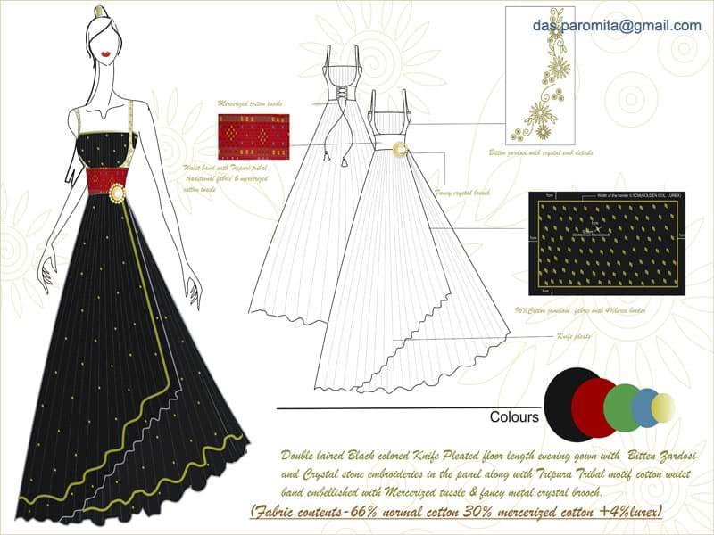 designer-gown-fashion-flat