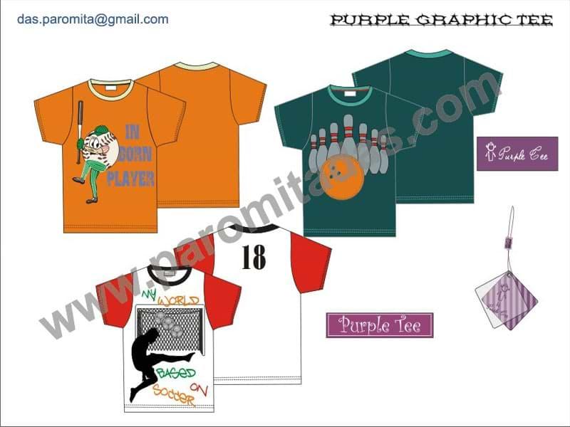 t-shirt-kidswear